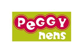 Peggy Nens, La llar dels feliços infants